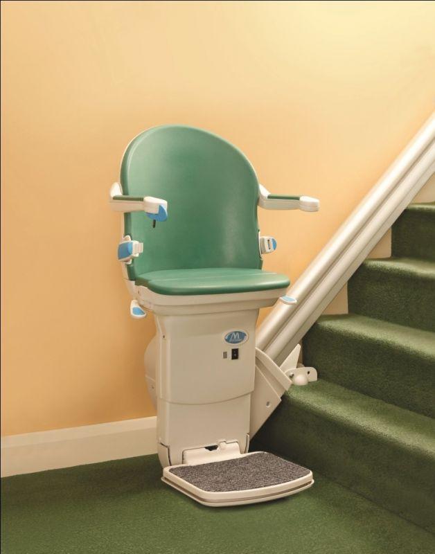 fauteuil monte escalier droit 1000 handicare a s a. Black Bedroom Furniture Sets. Home Design Ideas