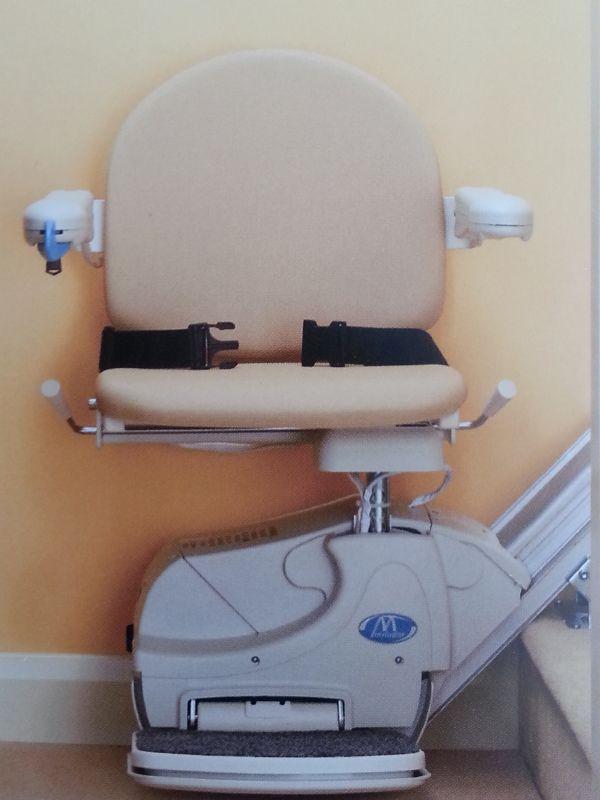 fauteuil monte escalier droit 950 handicare toulon a s a. Black Bedroom Furniture Sets. Home Design Ideas
