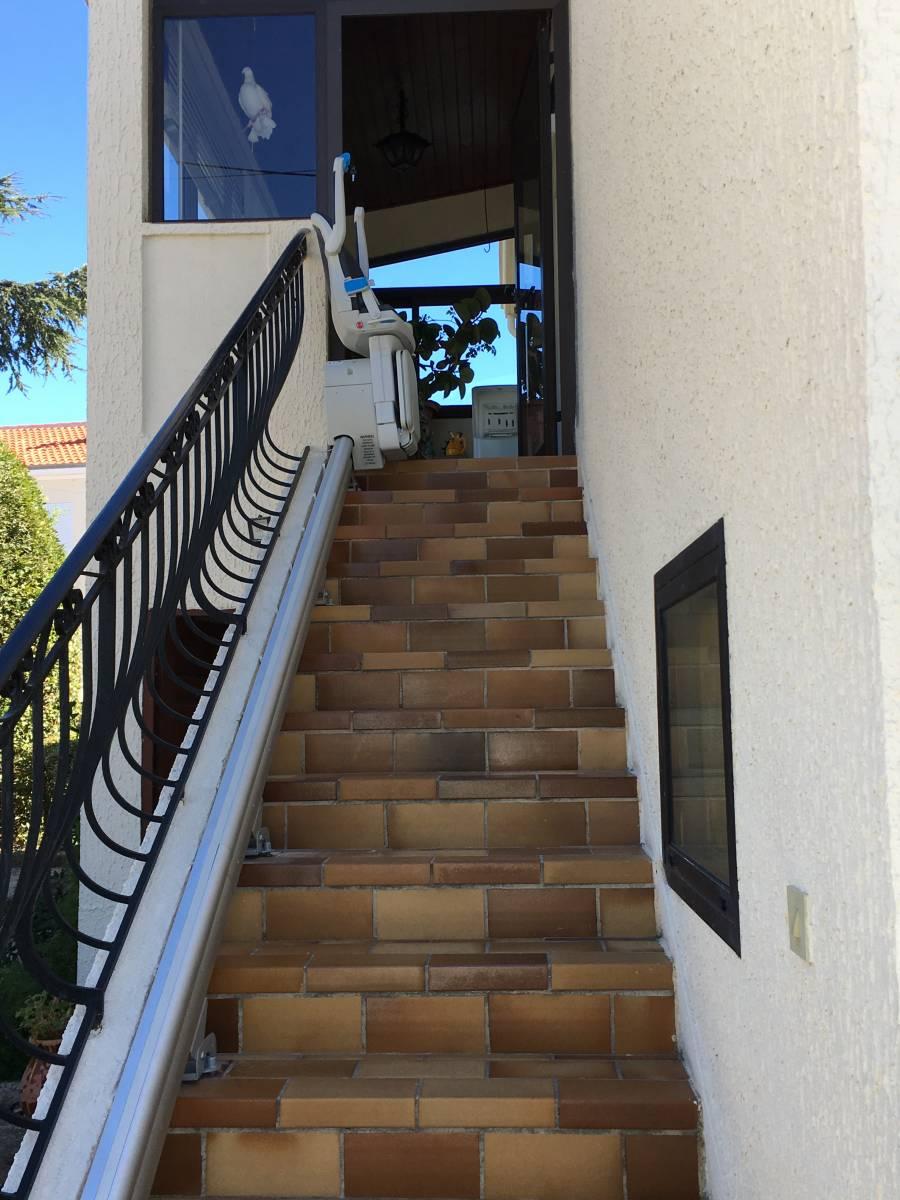 fauteuil monte escaliers marseille 13008 a s a On fauteuil escalier